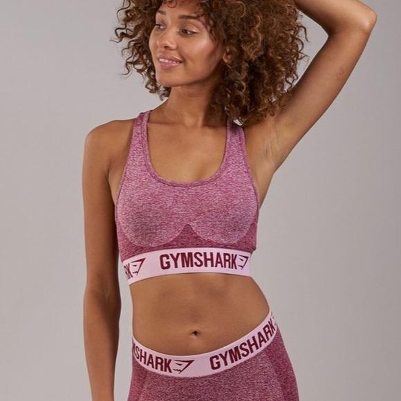 4cef97f320ed6 gymshark Other - Gymshark flex sports bra beat marl